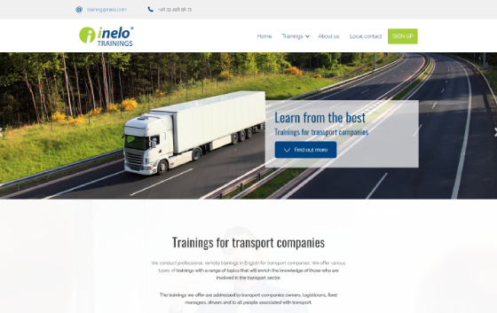 trainingsfortransport