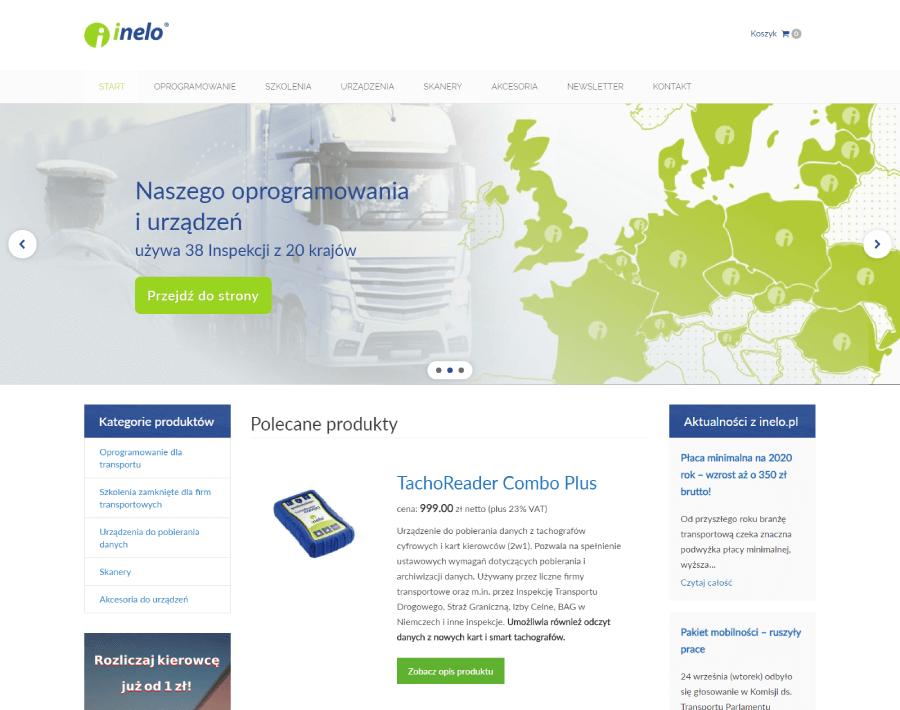 sklep internetowy sklep.inelo.pl