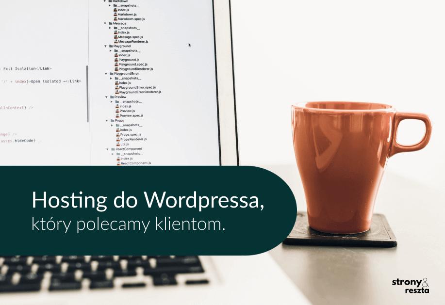 hosting pod Wordpressa